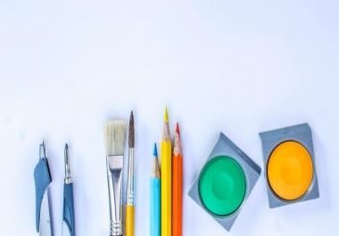 Draw Concept Art
