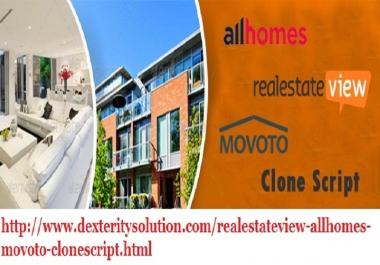 Realestateview clone script   Allhomes rental script php   Realestateview clone