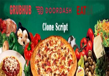 Grubhub Clone Script