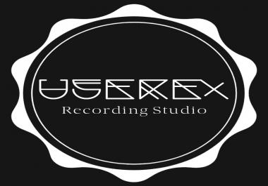 1 min audio / sound editing