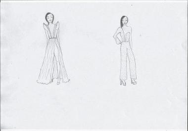 draw fashion illustration