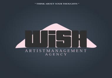 make a unique logo to present your identity