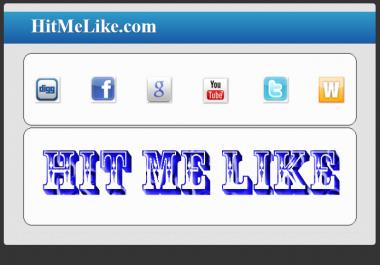 give HitMeLike coins 1000