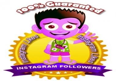 add 3000 High Quality Instagram Followers or Likes