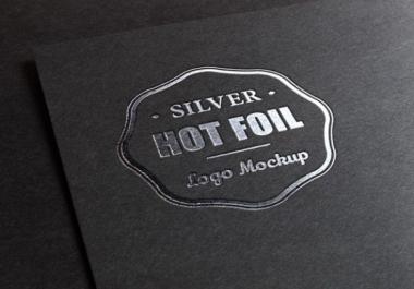 design Mock Up Logo