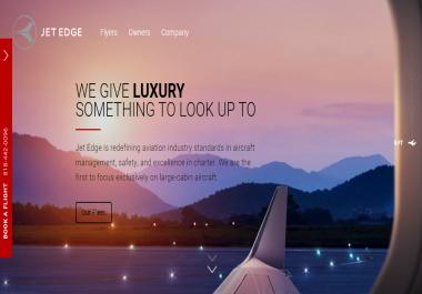do the web designing