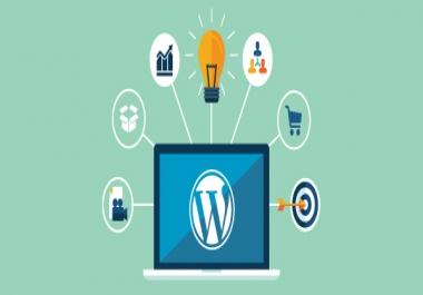 create a module on WordPress