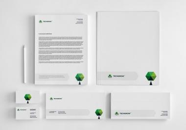 design your corporate identity
