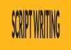 give you complete course of Jordan Belfort - Script Writing