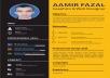 Design your professional Resume
