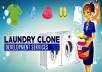 Laundry App Development Service & Clone Script