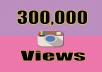 Add you Fast 300,000+ Instagram Videos Views
