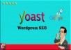 wordpress yoast on page seo optimization