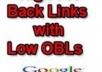 make 1200 Low OBL backlinks