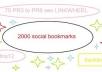 create 75 PR3 to PR8 seo LlNKWHEEL and 2000 social bookmarking backlinks