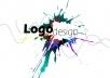 design high quality logo banner