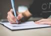 write creative fiction and non-fiction blog content